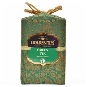 Golden Tips Darjeeling Green Tea - Brocade Bag, 200g