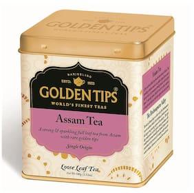 Golden Tips Assam Tea - Tin Can, 100g