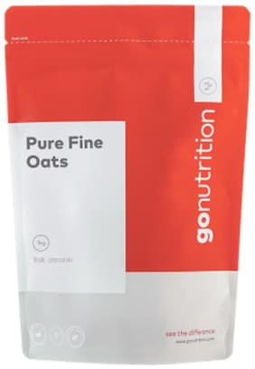 GoNutrition Pure Fine Oats -1kg