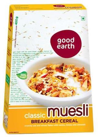 Good Earth Classic Muesli 400 gm