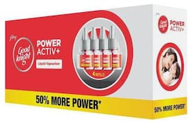 Good knight Power Activ + 4 Mosquito Repellent Refill