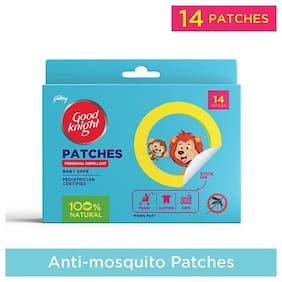 Good knight Mosquito Patches 14 Patches