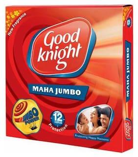 Good Knight Smoke Coil - Maha Jumbo 10 Pcs