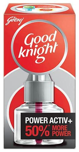 Good knight Activ+ Double Power Mode Mosquito Refill 45 ml
