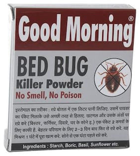 Good Morning Bed Bug Killer Powder 14 g