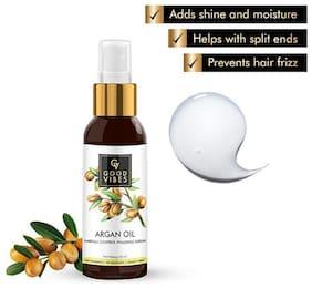 Good Vibes Anti Hairfall Vitalizing Serum - Argan Oil (50 ml) (Pack of 1)