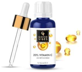 Good Vibes Age Defying Serum - 20% Vitamin C (30 ml)