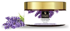 Good Vibes Foot Mask - Lavender (50 g) (Pack of 1)