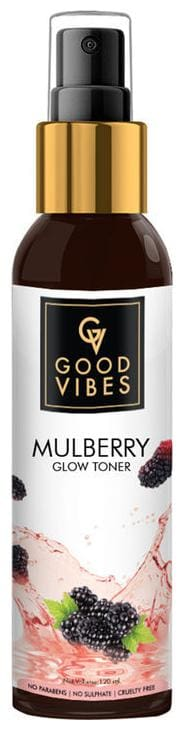 Good Vibes Glow Toner - Mulberry (120 ml)