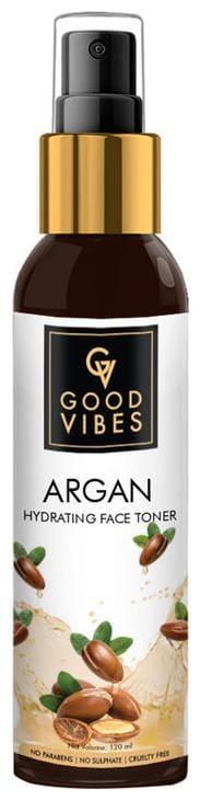 Good Vibes Hydrating Toner - Argan 120 ml (Pack Of 1)