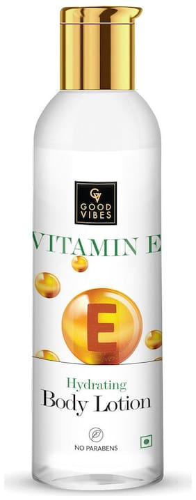 Good Vibes Hydrating Body Lotion - Vitamin E (200 ml)