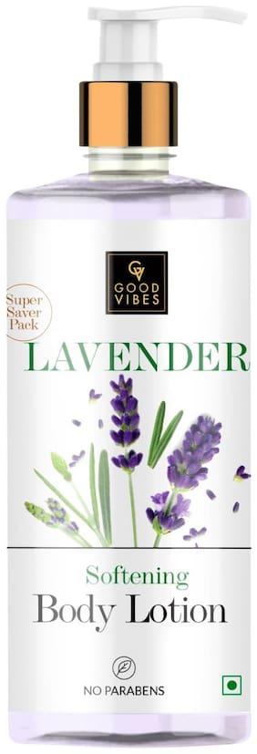 Good Vibes Lavender Softening Body Lotion (500 ml)