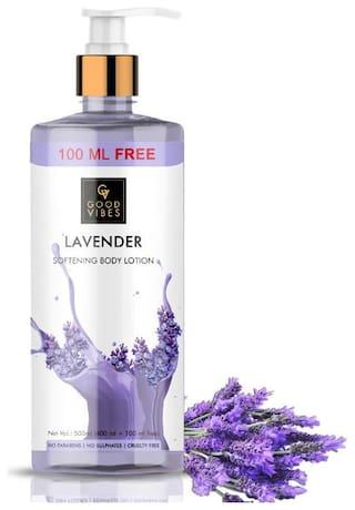 Good Vibes Lavender Softening Body Lotion -500ml