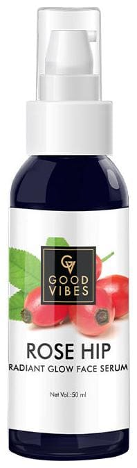 Good Vibes Radiant Glow Face Serum - Rose Hip (50 ml)