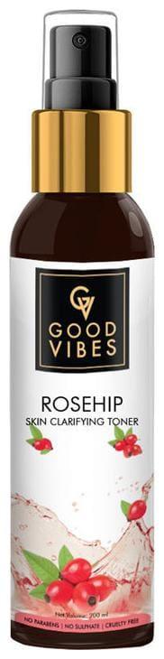 Good Vibes Skin Clarifying Toner - Rosehip (200 ml)