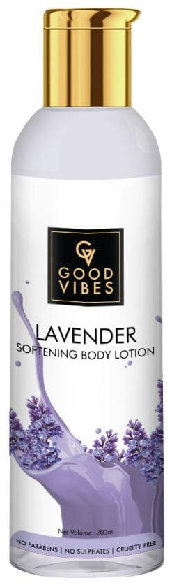 Good Vibes Softening Body Lotion - Lavender 200 ml (Pack Of 1)