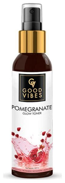Good Vibes Toner - Pomegranate 120 ml (Pack Of 1)