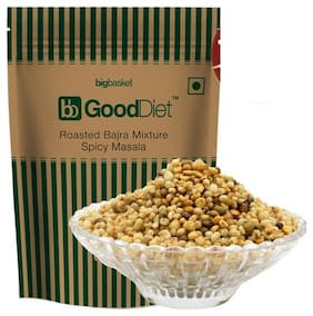 GoodDiet Bajra Mixture - Spicy Masala 100 gm