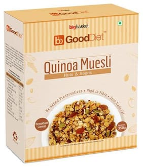 GoodDiet Quinoa Muesli - With Nuts & Seeds 350 g