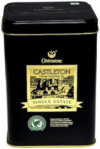 Goodricke Castleton Vintage Darjeeling Tea (250 GMS), Single Estate Premium Whole Leaf Tea