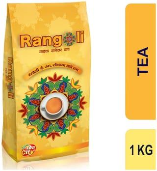 Goodricke Rangoli Leaf Chai, 1 Kg Pack