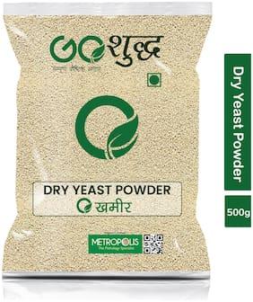 Goshudh Premium Quality Khameer (Dry Yeast)-500 g (Pack Of 1)