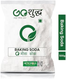 Goshudh Premium Quality Meetha Soda (Baking Soda)-500 g (Pack Of 1)