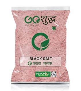 Goshudh Premium Quality Salt Black 500g