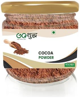 Goshudh Premium Quality Cocoa Powder (Glass Jar Pack)-100g (Pack Of 1)