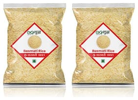 Goshudh Premium Quality Basmati Rice 750g (Pack of 2)