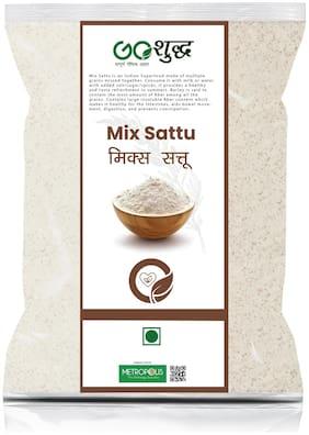 Goshudh Premium Quality Mix Sattu 3kg (Pack Of 1)