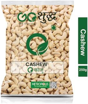 Goshudh Premium Quality Kaju (Cashew) 250g (Pack Of 1)