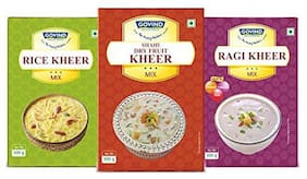 Govind Milk and Milk Products Kheer Mix (Pack of 3)