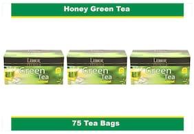 Green Tea with Honey (3 pack of 25 Tea Bag)
