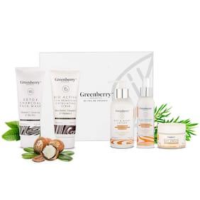 Greenberry Organics Sun Defense Box (Pack of 5)