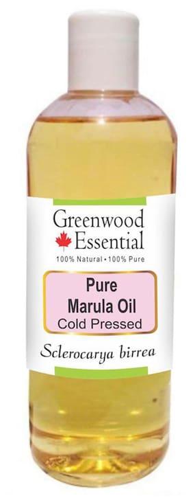 Greenwood Essential Pure Marula Oil (Sclerocarya birrea) 100% Natural Therapeutic Grade Cold Pressed 200ml