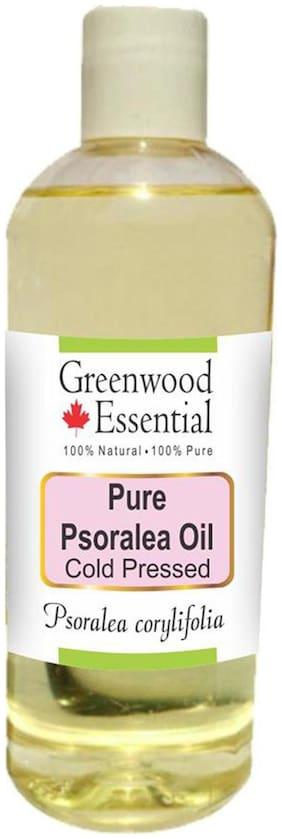 Greenwood Essential Pure Psoralea Oil (Psoralea corylifolia) 100% Natural Therapeutic Grade Cold Pressed 200ml