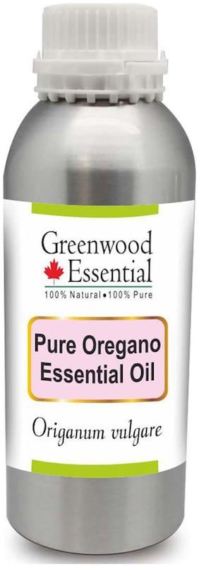 Greenwood Essential Pure Oregano Essential Oil (Origanum vulgare) 100% Natural Therapeutic Grade Steam Distilled 630ml