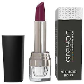 Greyon Glossy Lipstick 69 Dark Maroon 10g (Pack Of 1)