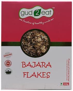 gud2eat Bajara Flakes 200 gm
