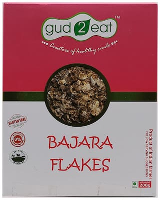 gud2eat Bajara Flakes 200 g
