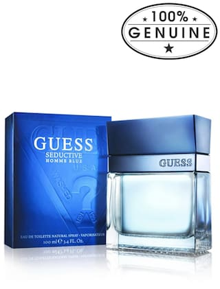 Buy GUESS Seductive Homme Blue EDT 100ml Online at Low Prices in ... d112a247d6