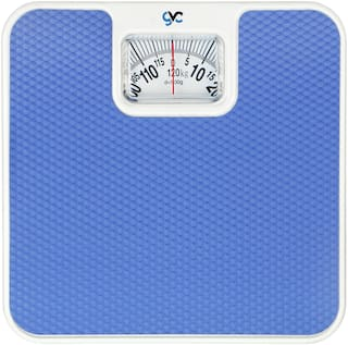 GVC Iron-Analog Personal Weighing Scale