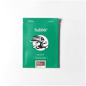 Habbit Green Pea Protein Double Chocolate 30 g ( Pack of 30 )