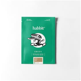 Habbit Green Pea Protein Cafe Latte 30 g ( Pack of 15 )