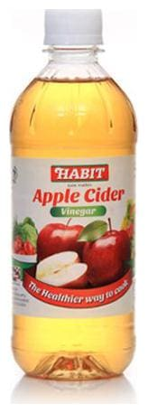 Habit Apple cider vinegar 473 ml