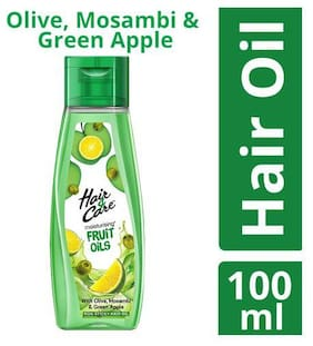 Hair & Care Fruit Oils Green 100 ml
