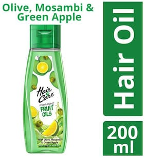 Hair & Care Fruit Oils - Green 300 ml