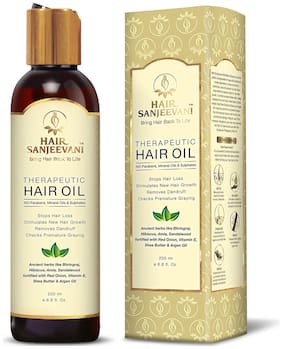 Hair Sanjeevani Therapeutic Hair Oil 200ml (Pack of 1)