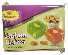 Haldirams  Badam Halwa 200 gm